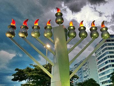 Projeto Luzes na Cidade